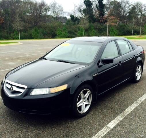 2004 Acura TL Type-S 5-Speed AT
