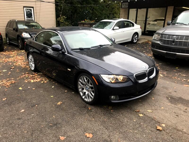 2010 BMW 3-Series 328i Convertible - SULEV