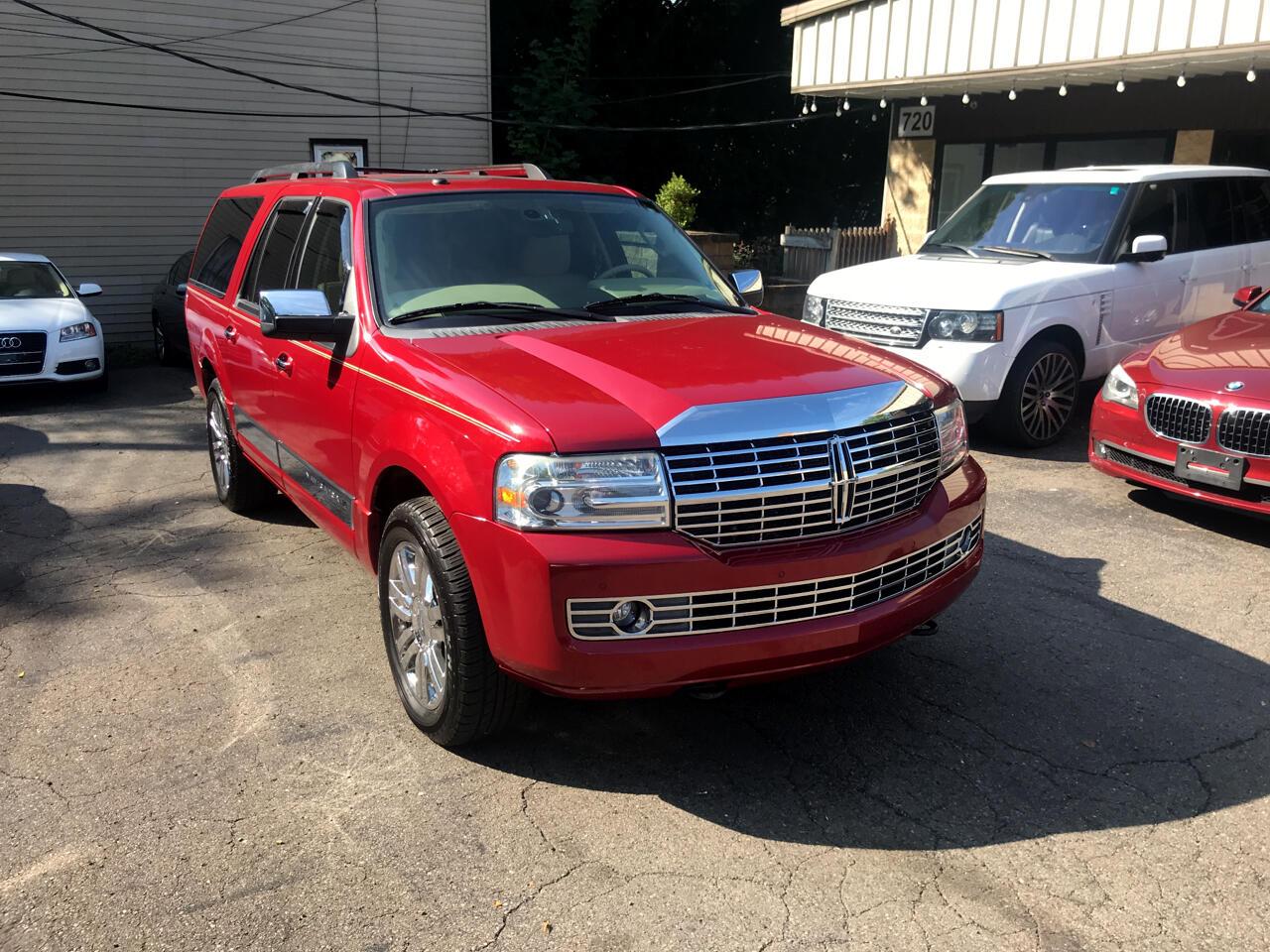 2009 Lincoln Navigator L 4WD