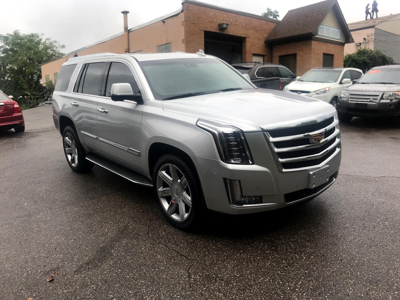 2016 Cadillac Escalade Luxury 4WD