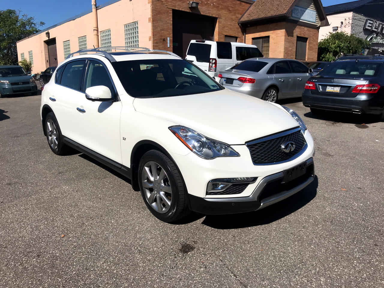 2016 Infiniti QX50 Base AWD