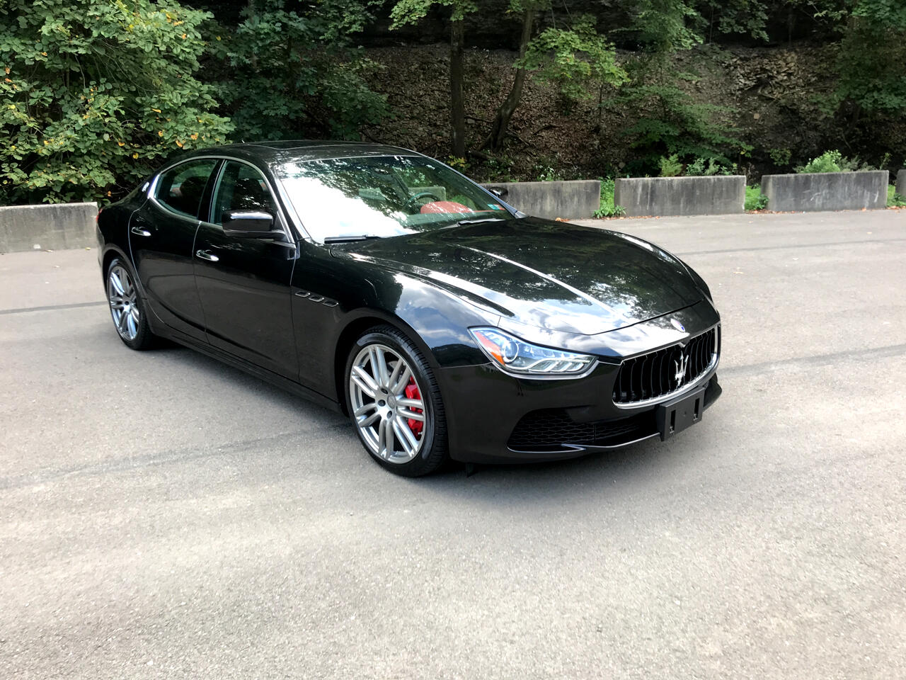 2016 Maserati Ghibli SQ4