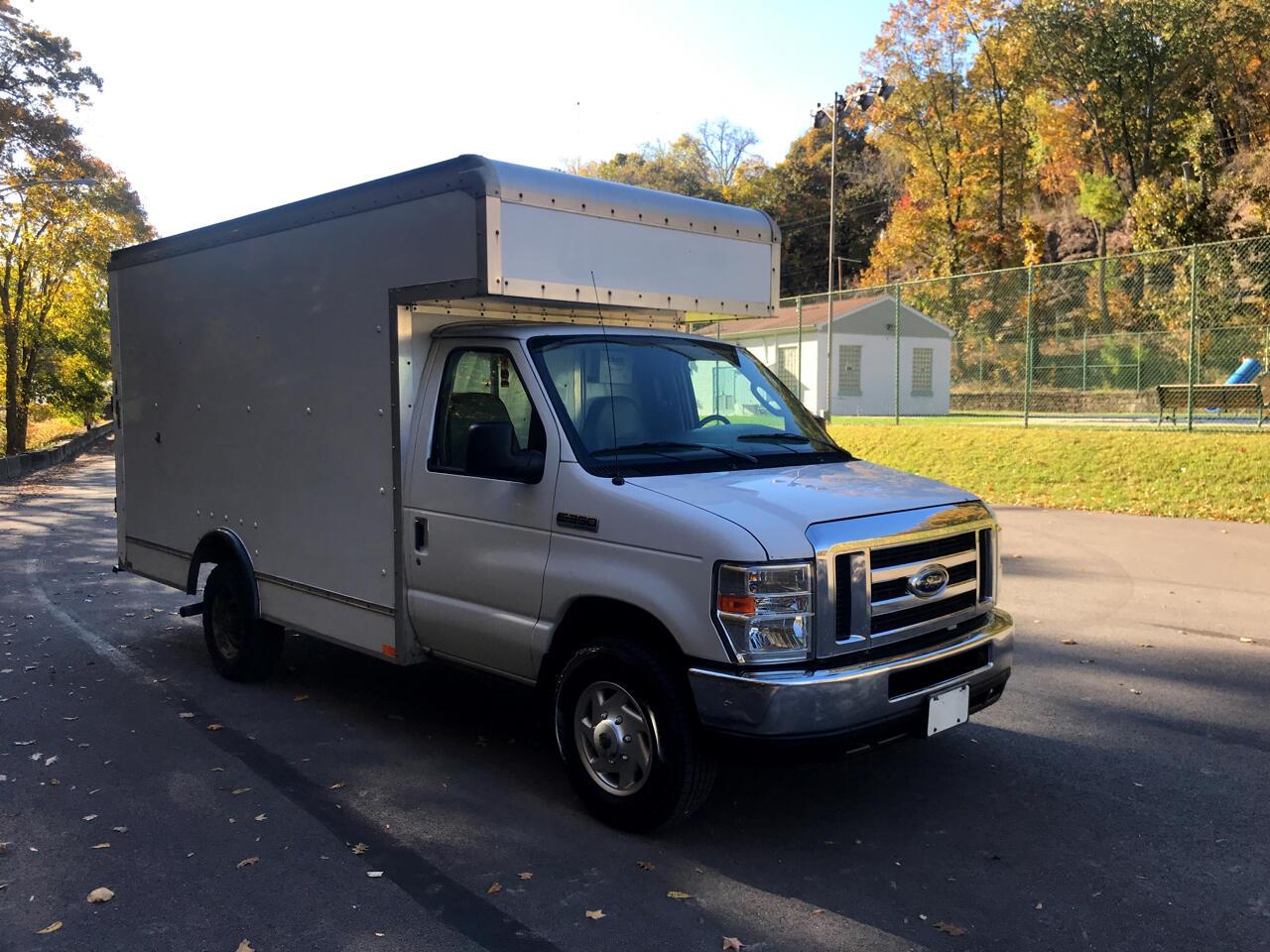 2008 Ford Econoline E-350 BOX TRUCK