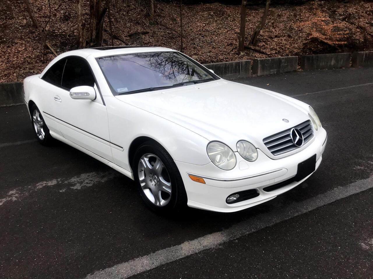 Mercedes-Benz CL-Class CL500 2004