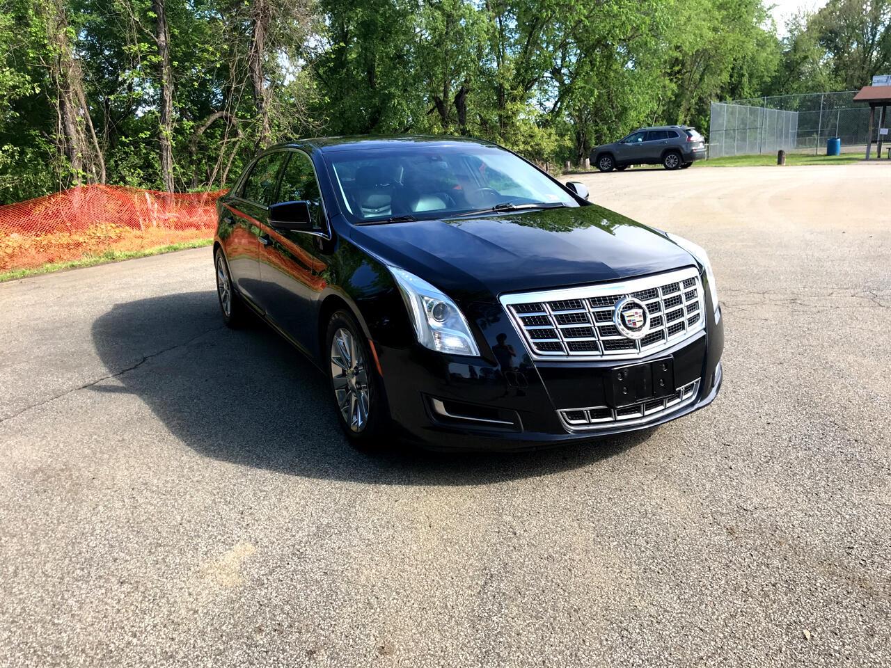 Cadillac XTS Limousine 2015