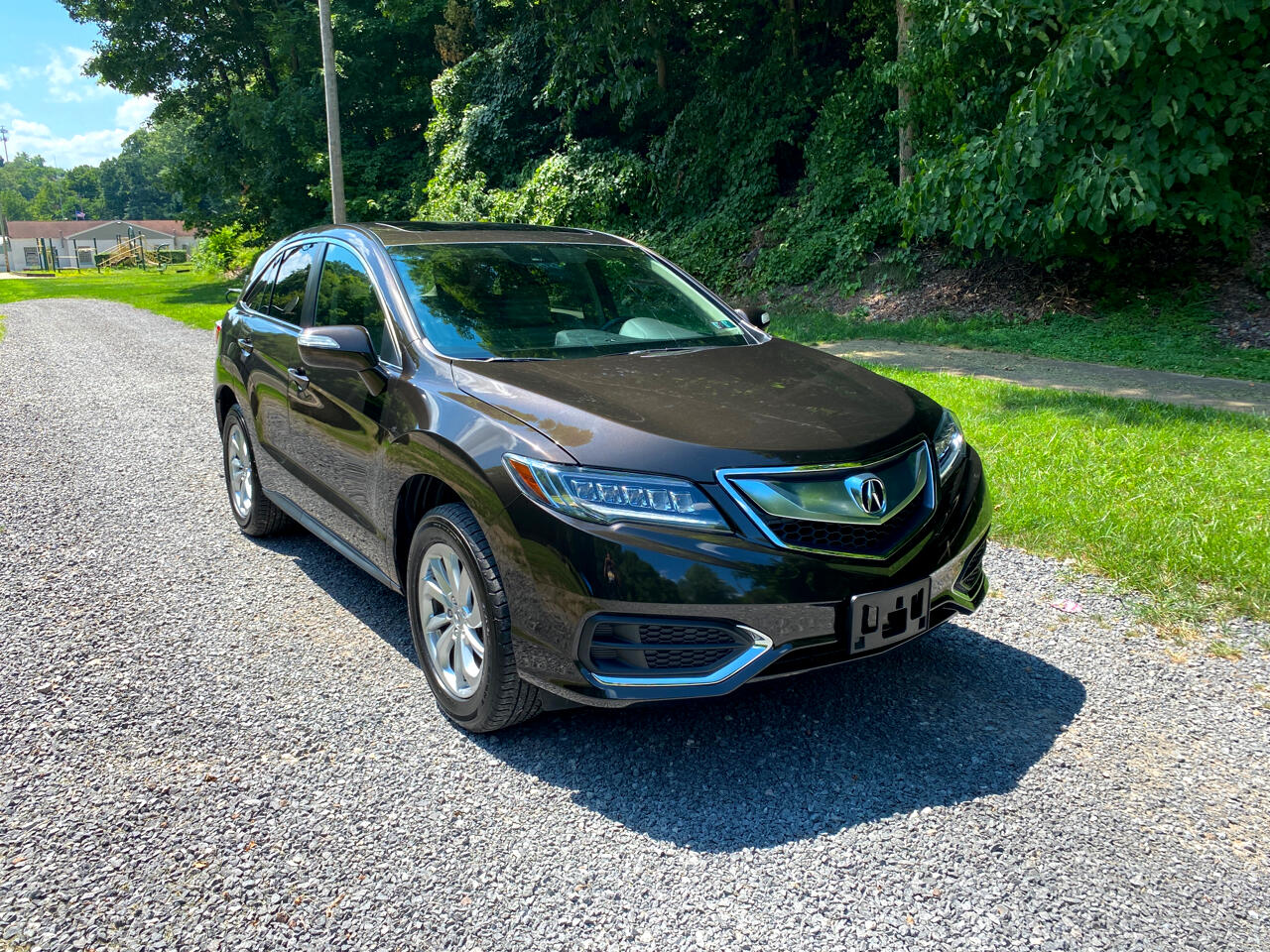 Acura RDX 6-Spd AT AWD 2017