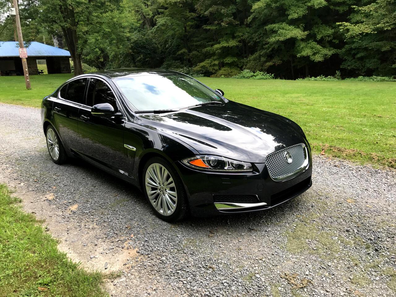 Jaguar XF-Series XF Portfolio 2012