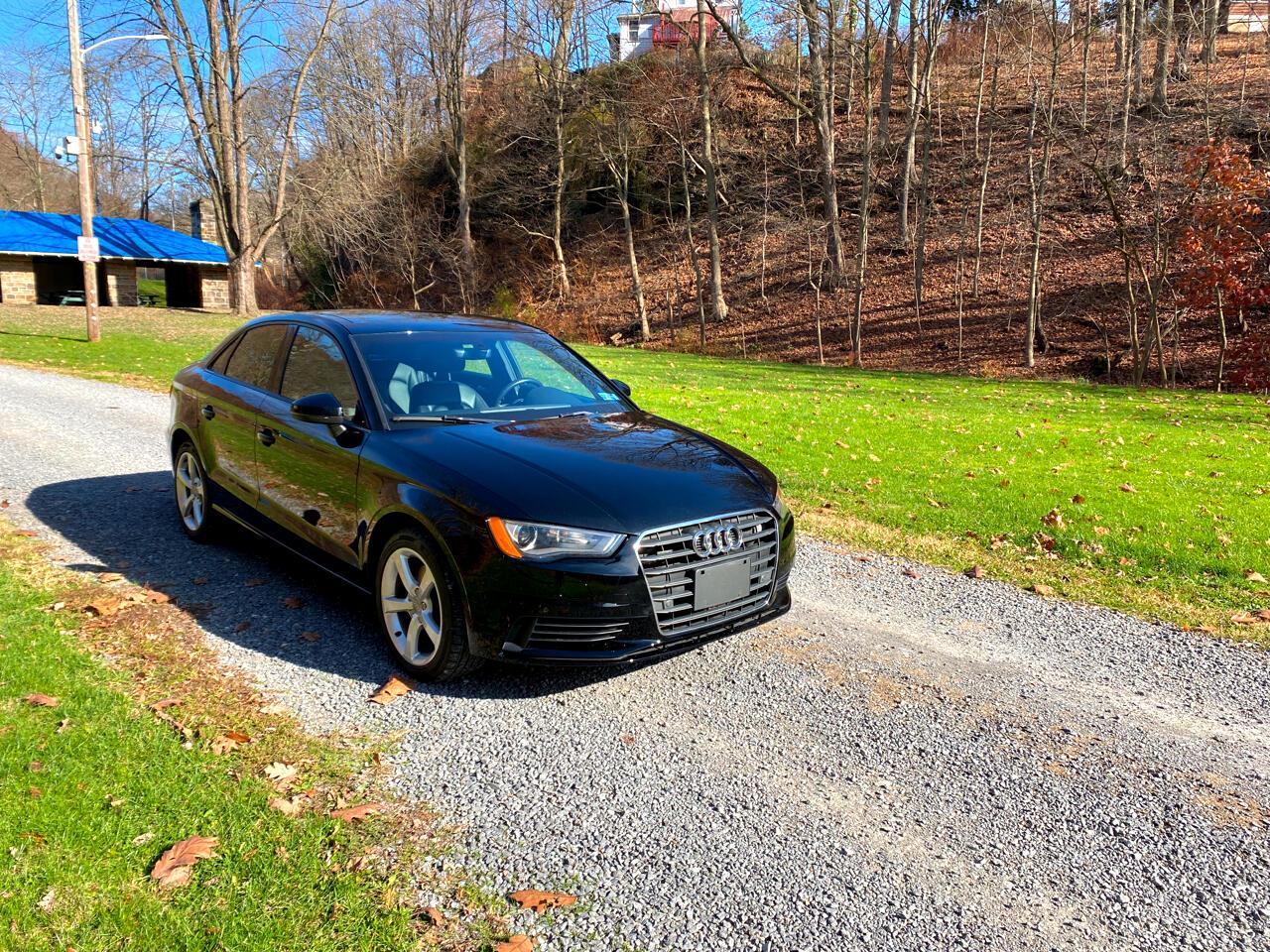 Audi A3 2.0 TFSI Premium 2016