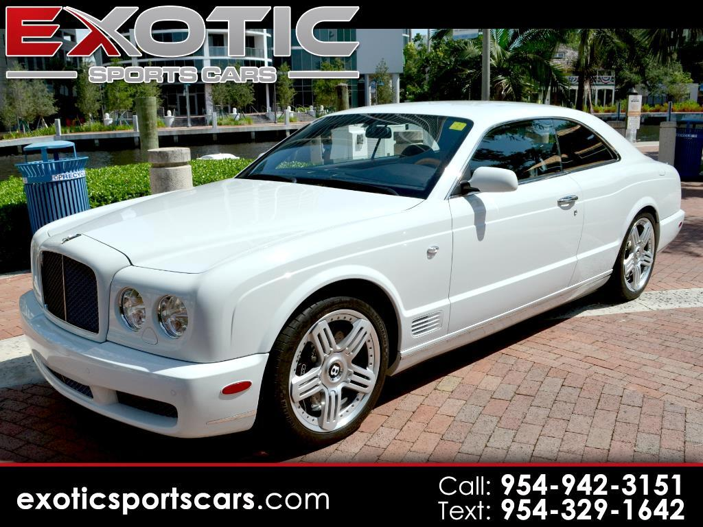 2009 Bentley Brooklands Coupe