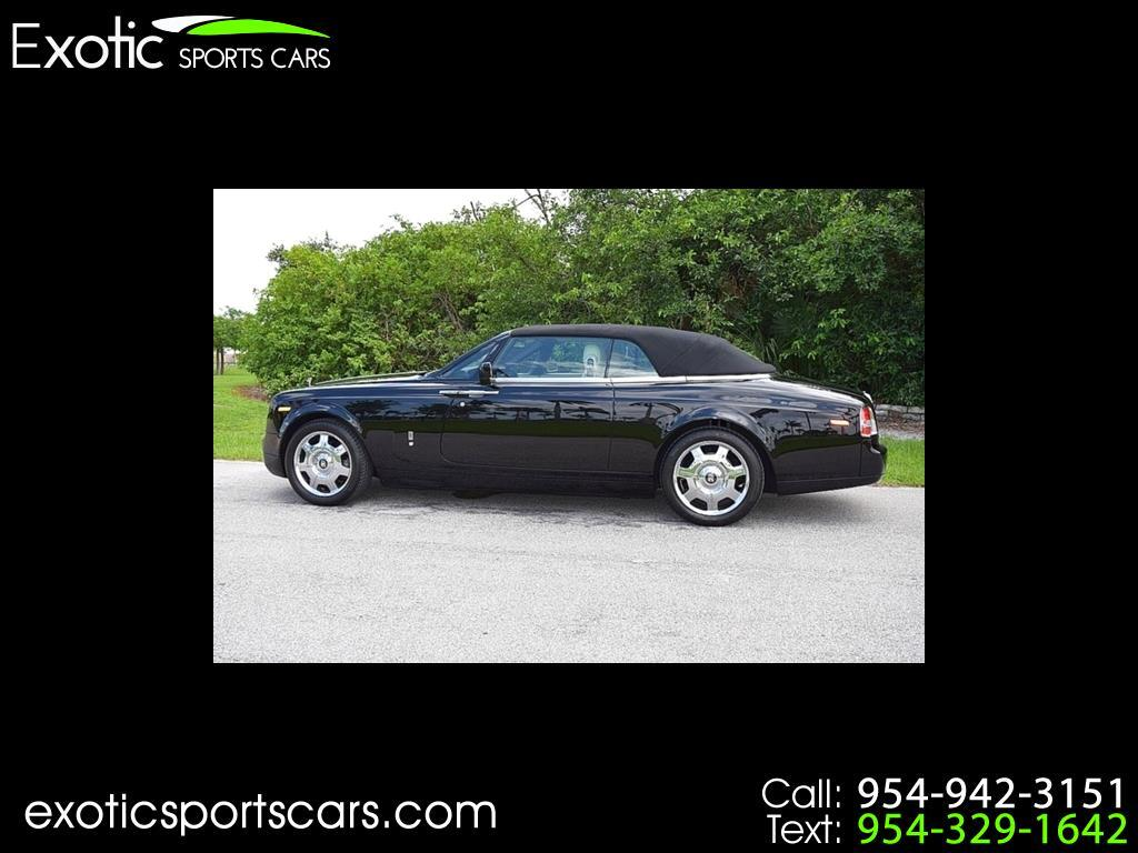 2008 Rolls-Royce Phantom Drophead Base
