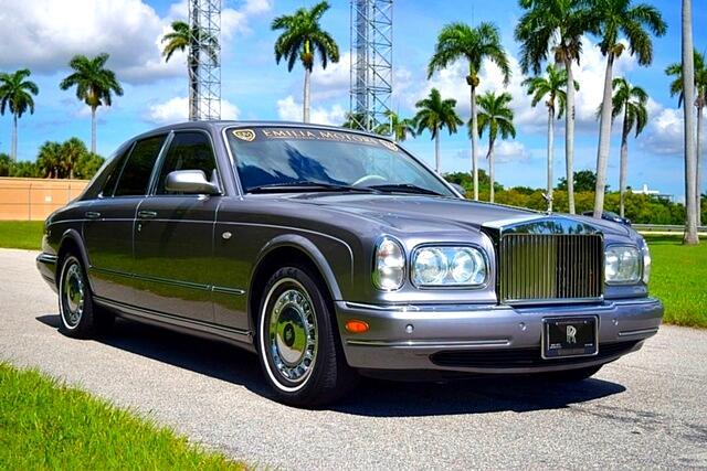 2000 Rolls-Royce Silver Seraph Sedan