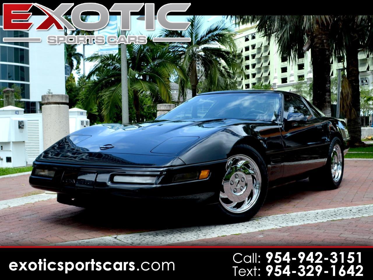 1994 Chevrolet Corvette 2dr Coupe Hatchback