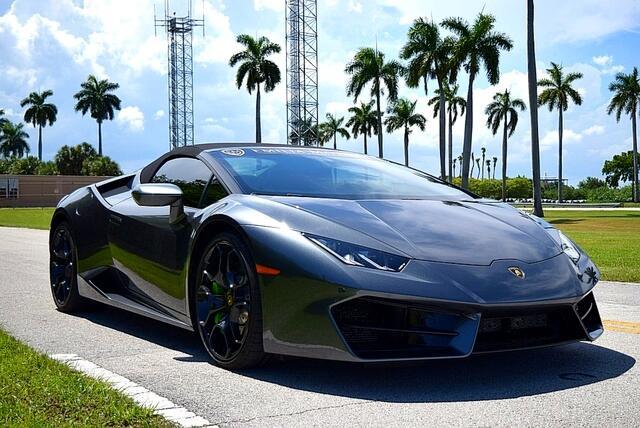 2018 Lamborghini Huracan RWD Sypder