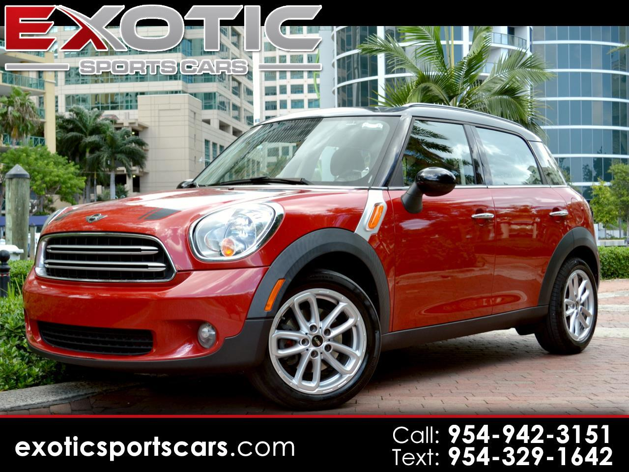 2015 MINI Cooper Countryman FWD 4dr