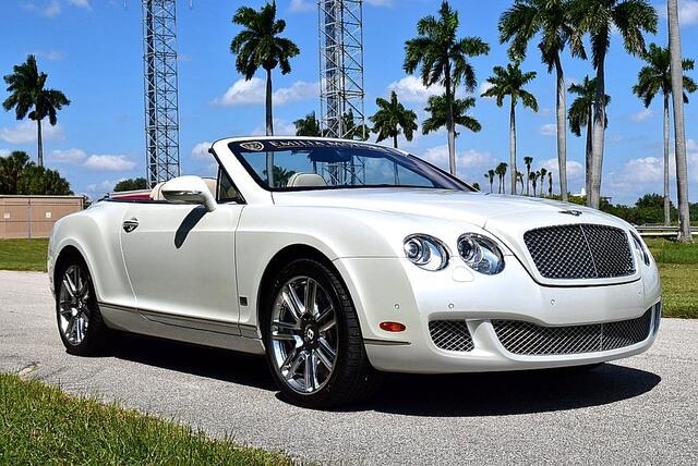 2010 Bentley Continental GT 2dr Conv