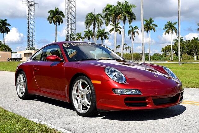 2008 Porsche 911 2dr Cpe Carrera S