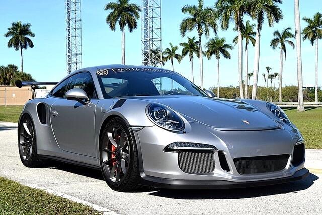 2016 Porsche 911 2dr Cpe GT3 RS