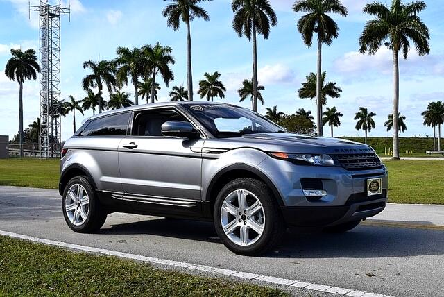 Land Rover Range Rover Evoque 2dr Cpe Pure Plus 2012