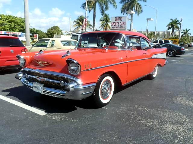 1957 Chevrolet BelAir DeLuxe