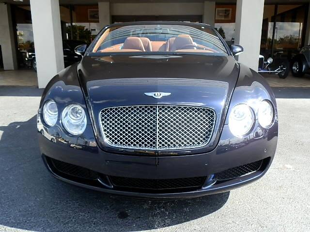 2007 Bentley Continental GTC Convertible