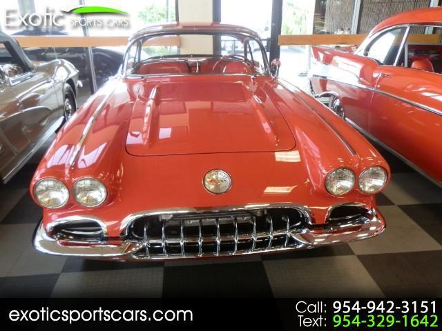 1960 Chevrolet Corvette Hardtop