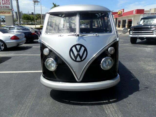 1974 Volkswagen Bus Brazilian Van Split Window