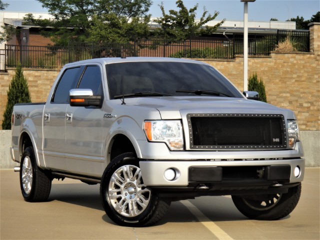 2009 Ford F-150 Platinum Supercrew