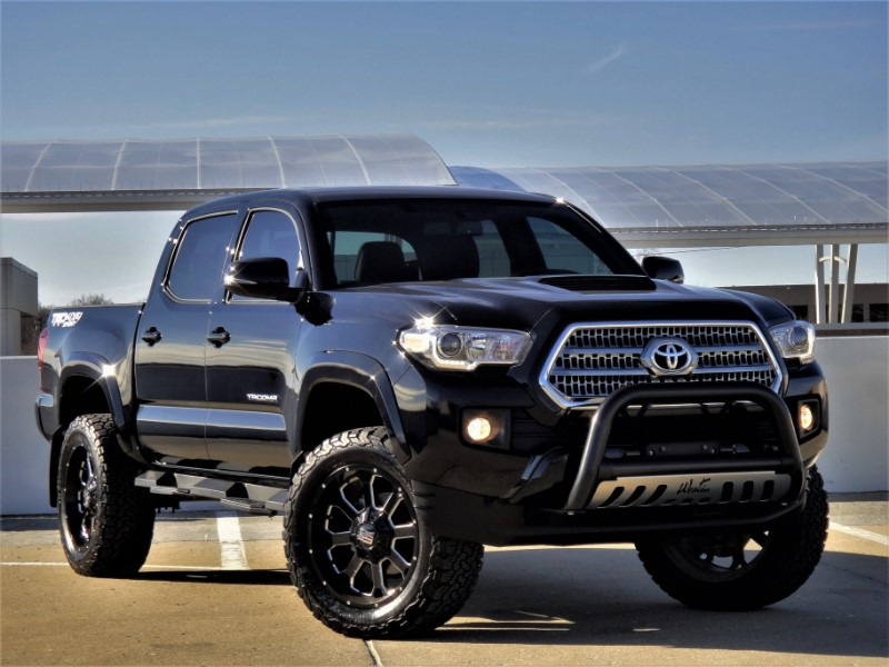 2017 Toyota Tacoma TRD Sports Double Cab 4WD