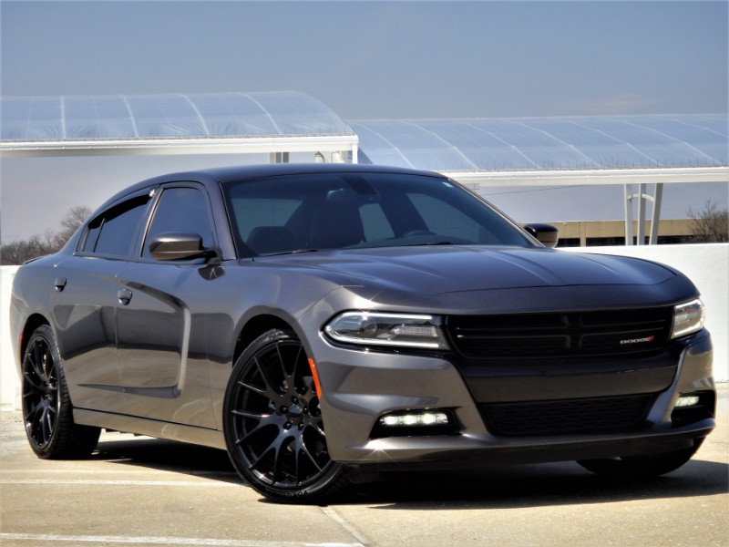 2015 Dodge Charger SXT RALLEY