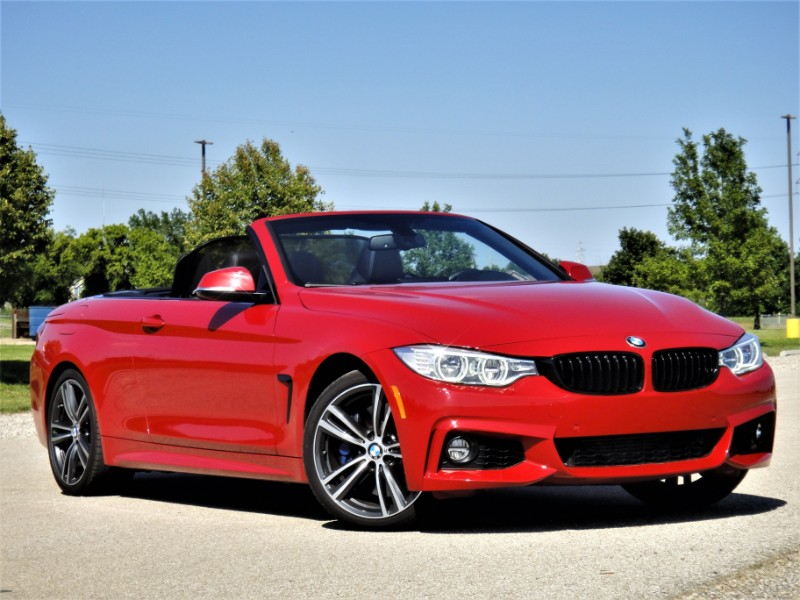 BMW 4-Series 435i convertible 2015