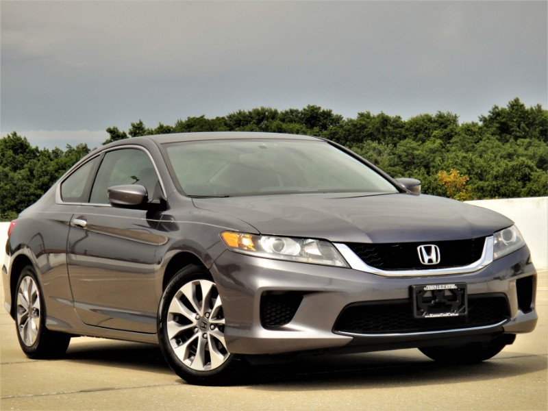Honda Accord LX-S Coupe CVT 2014