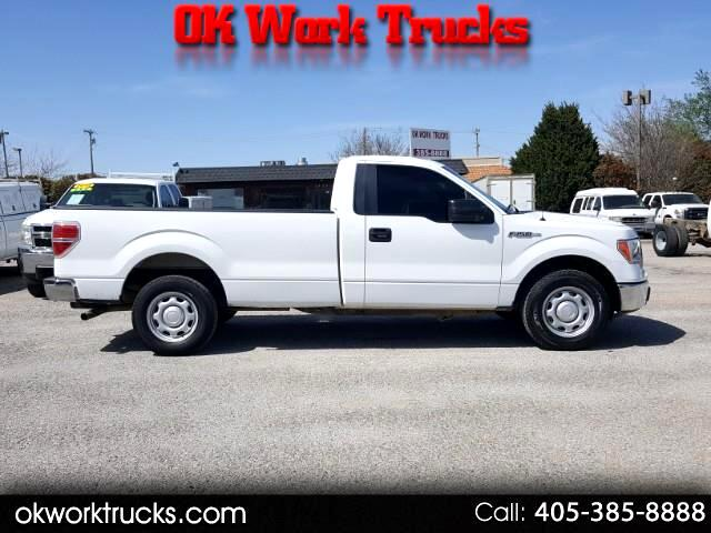 2014 Ford F-150 XL Long Bed 2WD