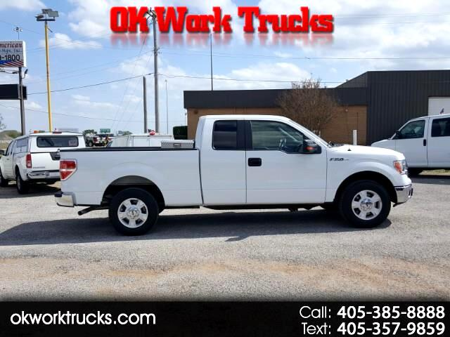 2011 Ford F-150 XLT SuperCab Short Bed 2WD