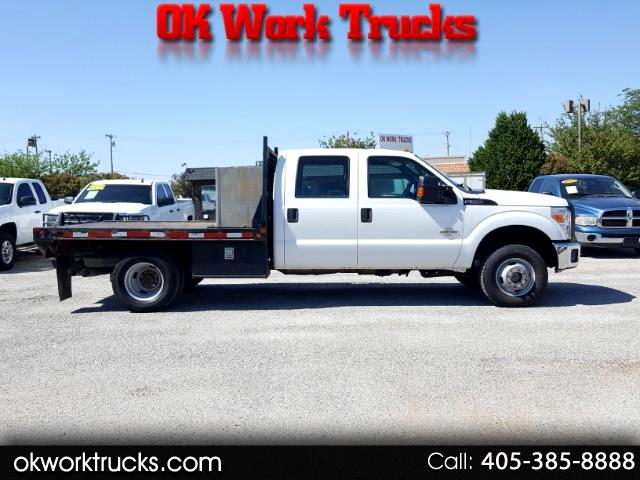 2012 Ford F-350 SD XL Crew Cab 4WD
