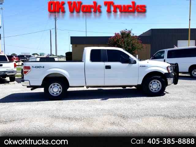 2013 Ford F-150 XL SuperCab Short Bed 4WD
