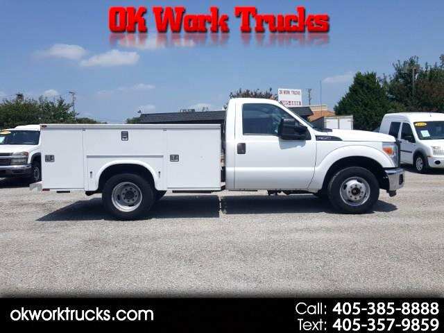 2012 Ford F-350 SD XL DRW 2WD