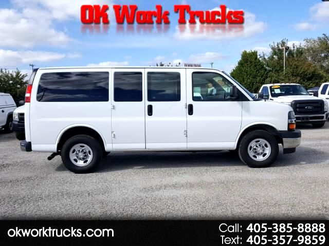 2017 Chevrolet Express LT 2500