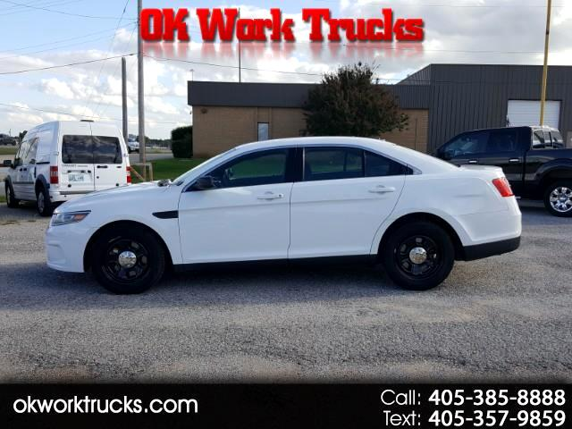 2014 Ford Taurus Police FWD