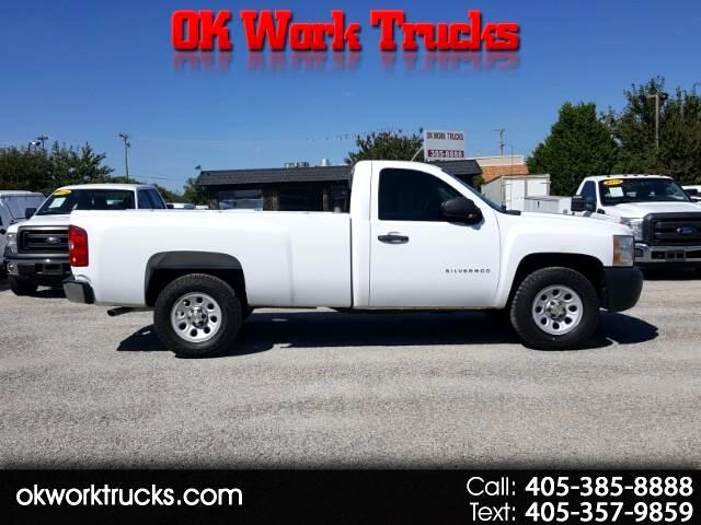 2012 Chevrolet Silverado 1500 Reg. Cab Long Bed 2WD