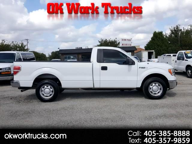 2013 Ford F-150 XL 2WD