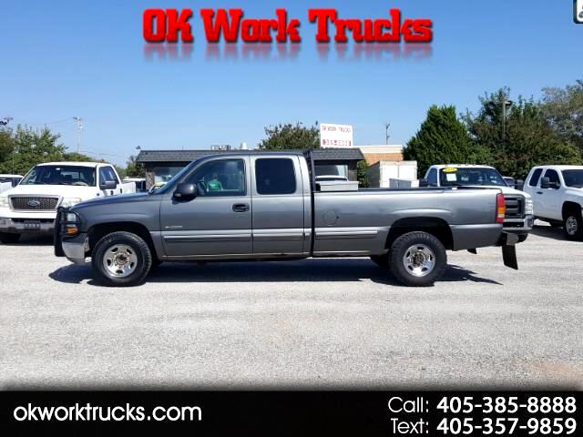 2000 Chevrolet Silverado 2500 Ext. Cab Long Bed 2WD
