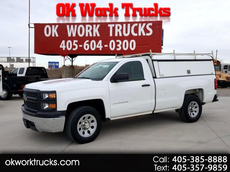 2014 Chevrolet Silverado 1500 Work Truck 2WD