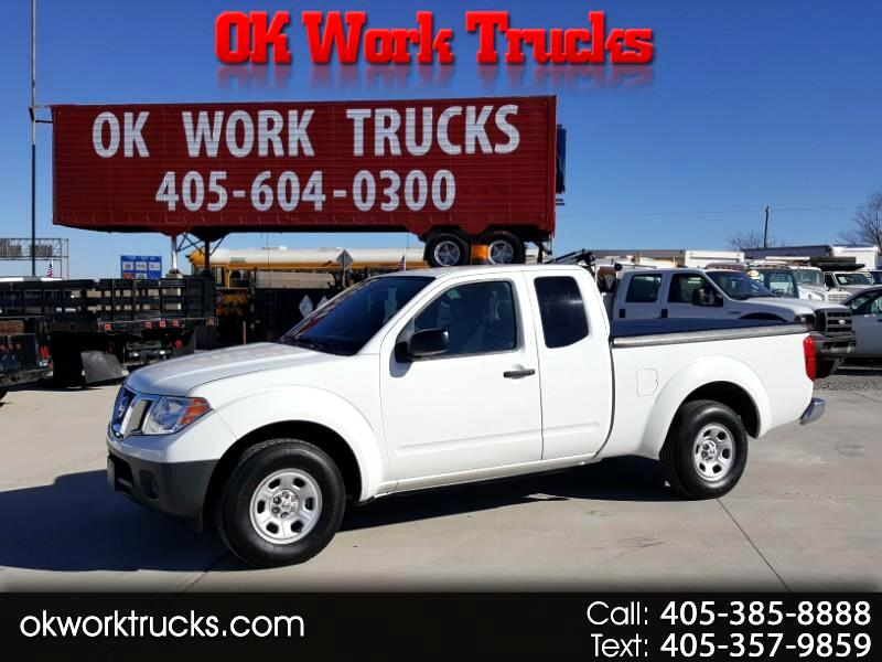 2016 Nissan Frontier S King Cab 2WD