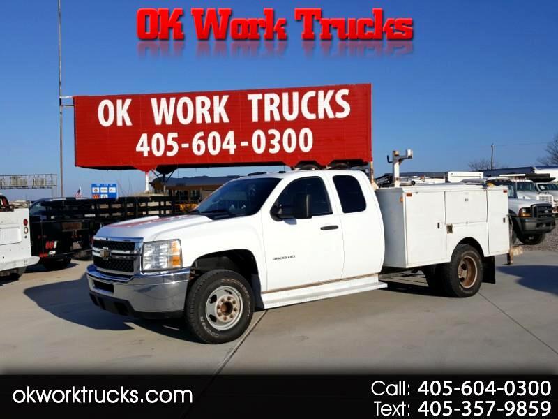 2012 Chevrolet Silverado 3500HD Work Truck Ext. Cab 2WD
