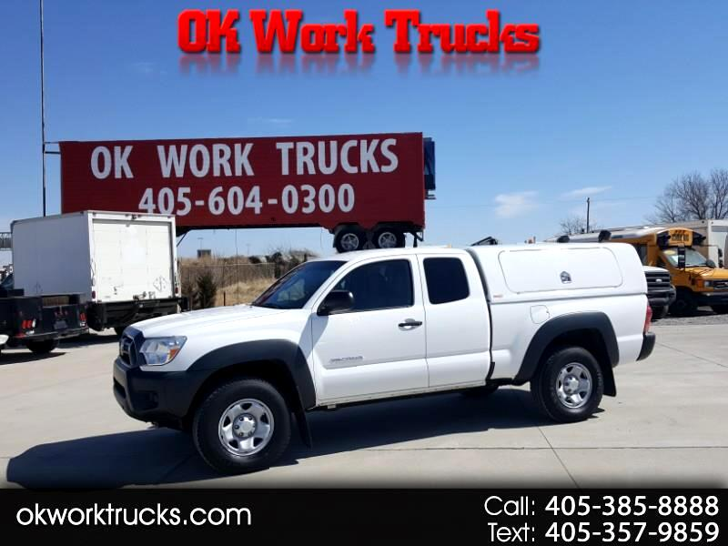 2014 Toyota Tacoma PreRunner Access Cab 2WD