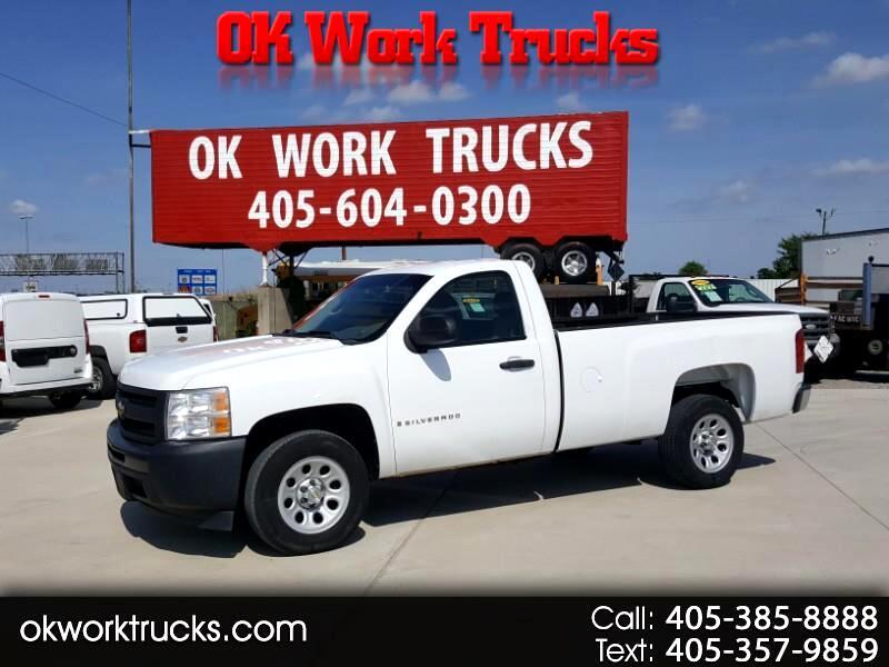 2007 Chevrolet Silverado 1500 Work Truck 2WD
