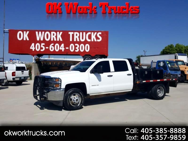 2015 Chevrolet Silverado 3500HD Work Truck Crew Cab 2WD