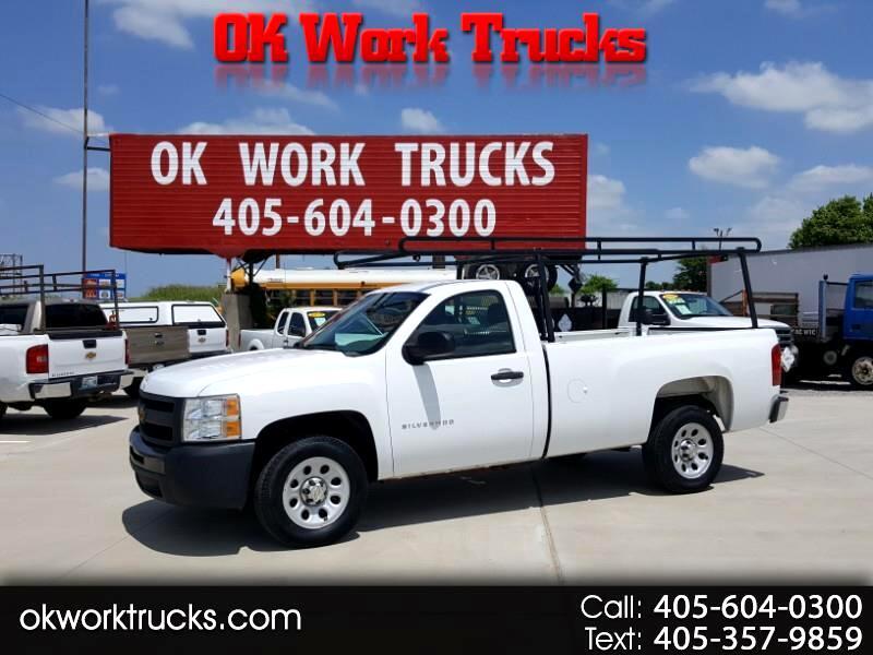 Chevrolet Silverado 1500 Work Truck 2WD 2013