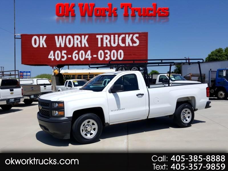 2015 Chevrolet Silverado 1500 Work Truck 2WD