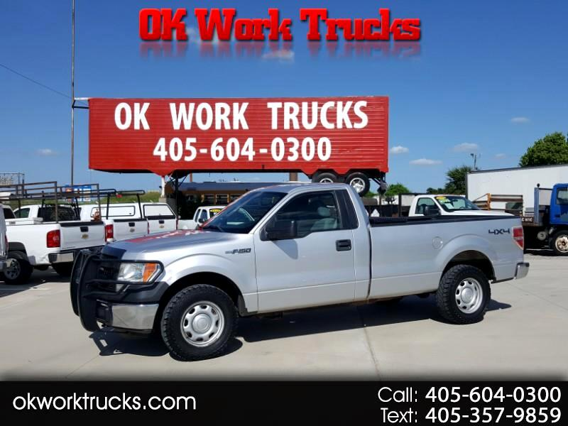 Ford F-150 XL 4WD 2014
